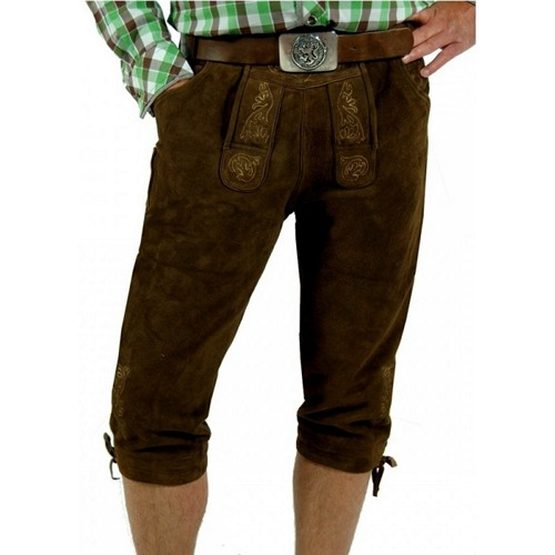 Bavarian Knitted Trousers