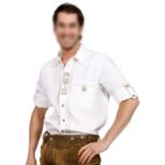 Bavarian Traditional Costumes Shirt 11 Amaris