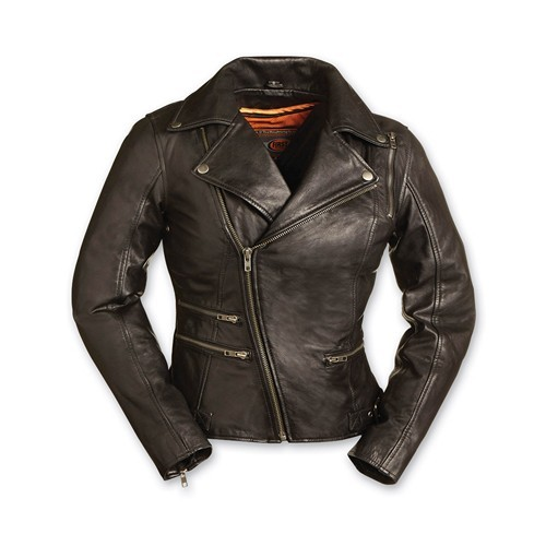 Leather Fashion Women Jackets
